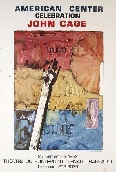 Jasper Johns, 'American Center', 1982