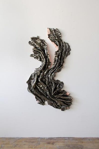 Brie Ruais, 'Gathering and Separating Folds, 135 lbs', 2018