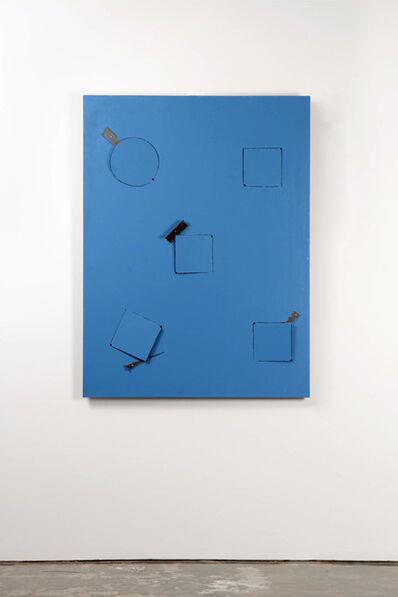 Kishio Suga 菅木志雄, '構素景点支', 1996