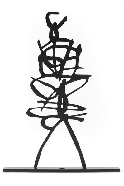 Rachid Koraïchi, 'Les priants N°45', 2007