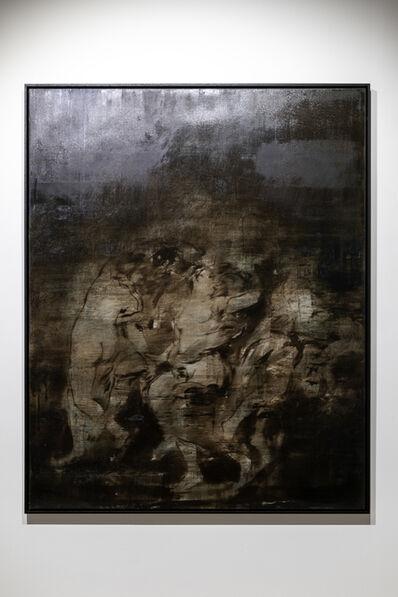 Jake Wood-Evans, 'The Feast of Venus, after Rubens, part one', 2019