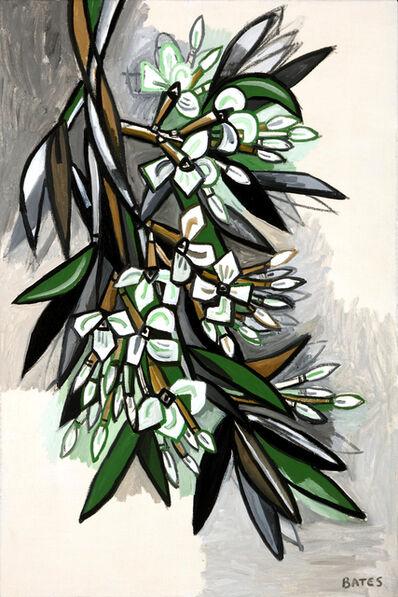 David Bates, 'Oleander', 2017