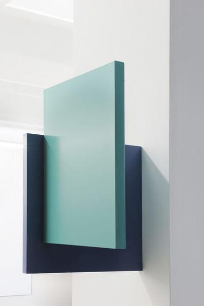 Gerwald Rockenschaub, 'Wandobjekt, MDF, mehrfarbig lackiert', 2009