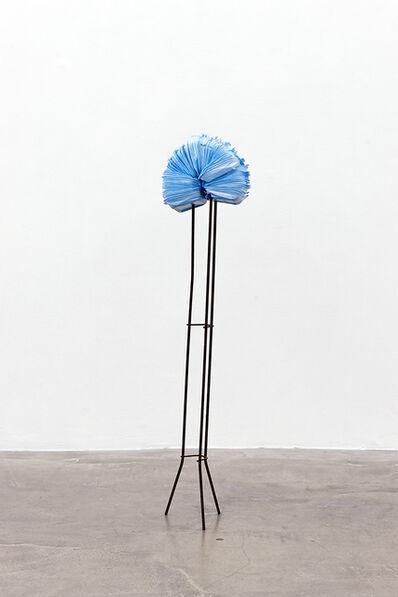 Anita Molinero, 'Sans titre (boîtes MacDonald bleues)', 2012