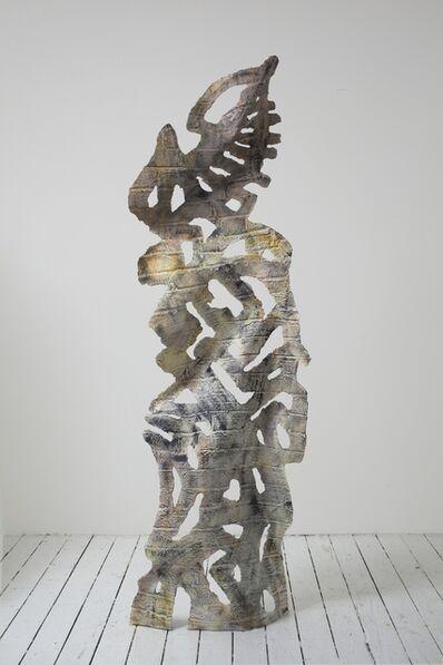 Johannes VanDerBeek, ' Wall #3 (Thunder)                          ', 2011