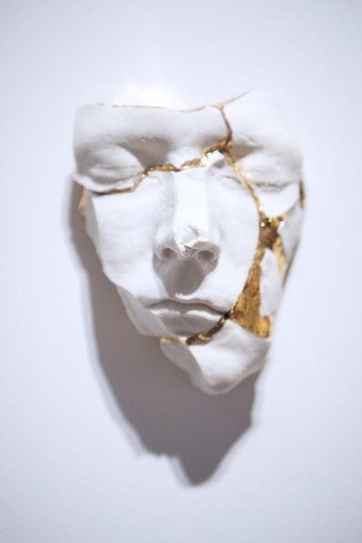 Samuel Yal, 'Réparation - Masque', 2017