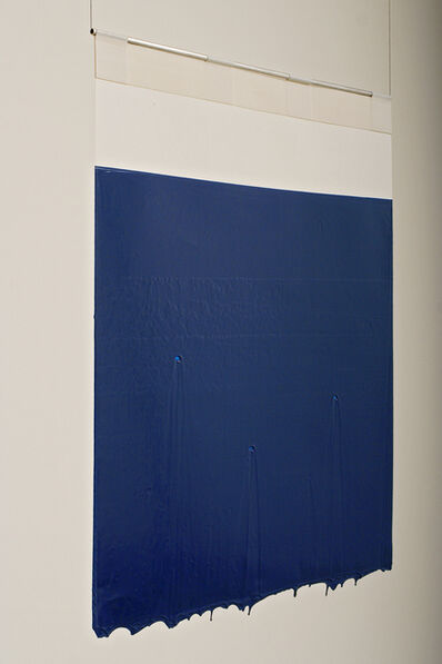 Hadas Hassid, 'Untitled (Blue)', 2006