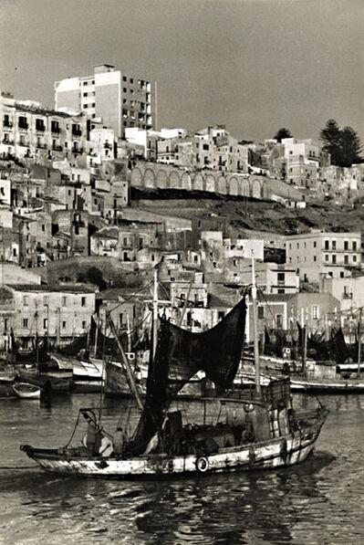Edouard Boubat, 'Sicily', 1960s