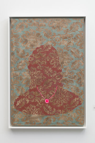 Suchitra Mattai, 'Self-Portrait as a Shadow', 2018