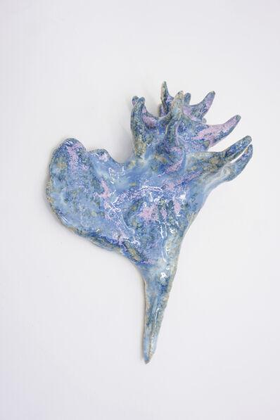 Klara Lilja, 'Lavender Conch', 2019