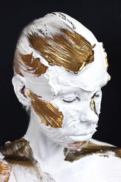 Sophie Derrick, 'Negate & Gild - Black + Gold #2', 2019