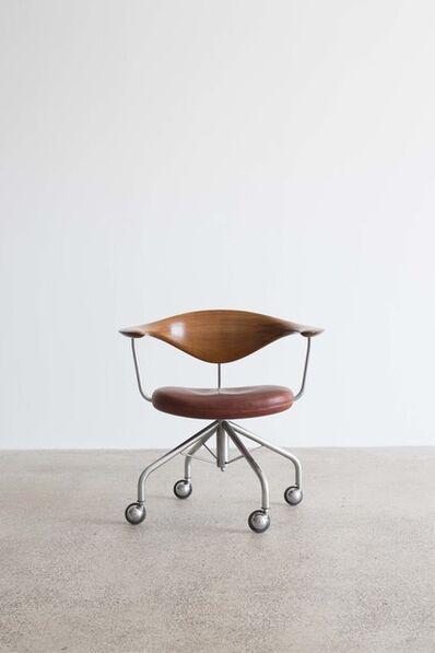 Hans J. Wegner, 'Swivel chair', 1955