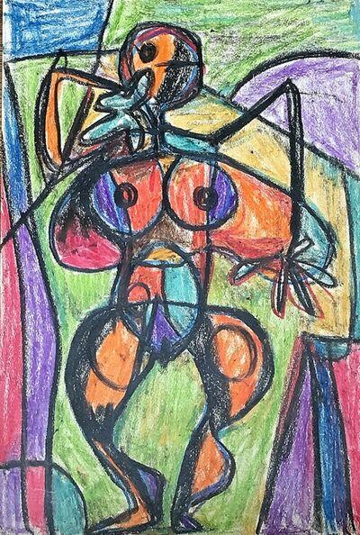 Rolph Scarlett, 'Untitled Cubo-Surrealist', ca. 1930