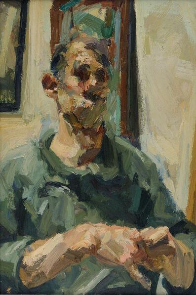 Tai-Shan Schierenberg, 'Self Portrait', 1991