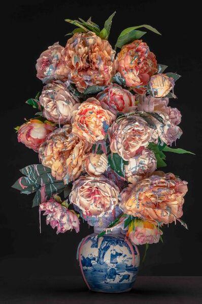 Park Hyo Jin, 'Blosssom-Peach', 2019