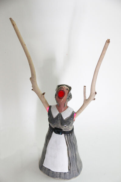 Rebecca Goyette, 'You Hanged Me on a Tree, So I am a Tree', 2016