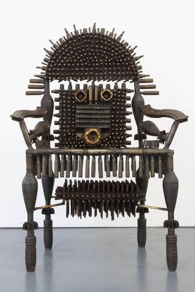 Gonçalo Mabunda, 'The Throne of Passions', 2020