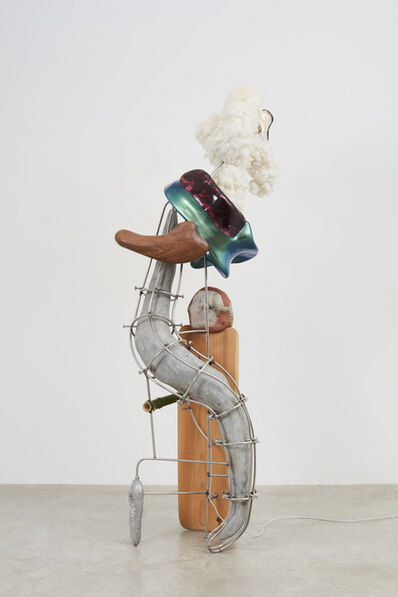 Misha Kahn, 'Slide to the Left', 2020