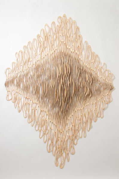 Caprice Pierucci, 'Colossal Birch Cascade II', 2019
