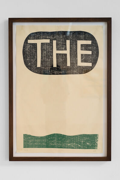 Nathaniel Russell, 'THE', 2018