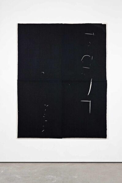 Brad Grievson, 'Carved Message', 2015