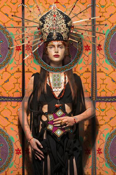 Visionary Art Project, 'Mosaic', 2015