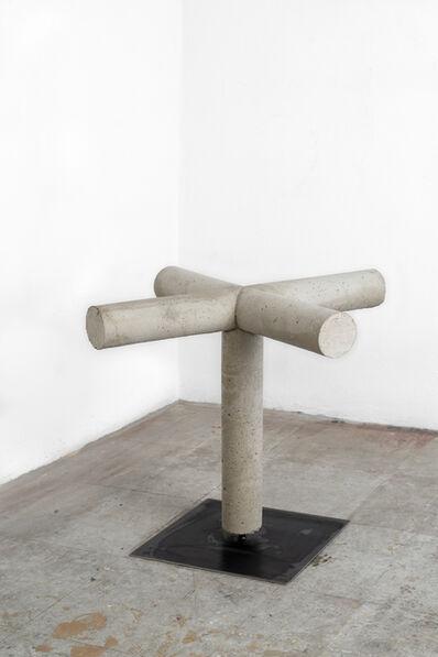 Martin Wöhrl, 'turnstile', 2020
