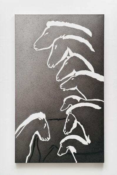 Rune Mields, 'Tikatoutine: Der Turm der blauen Pferde (Frankreich)', 2005