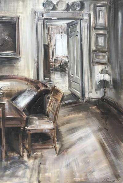 Alessandro Papetti, 'Interno', 2001