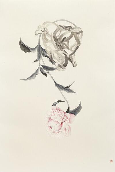 Kang Chunhui, 'Flowers the whole year. XiaoMan', 2018