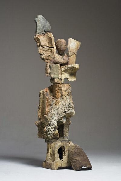 Stephen De Staebler, 'Winged Figure with Scars', 2010