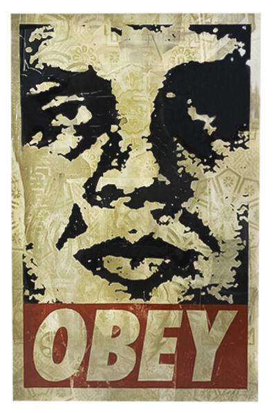 Shepard Fairey, 'Obey '95 (HPM)', 2005