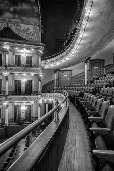 Myrtie Cope, 'Grand Opera House - Balcony & Box Seats', 2019