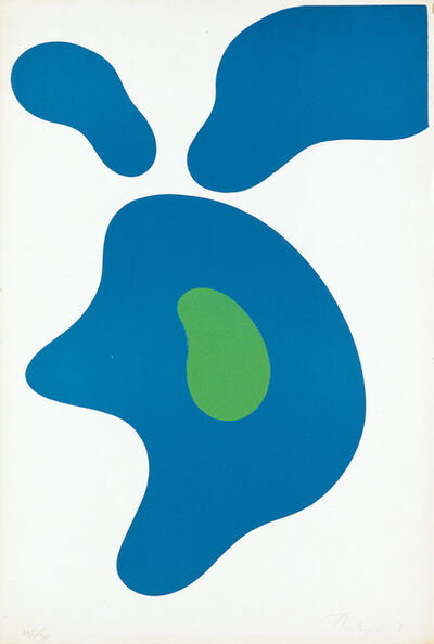 Jean Arp, 'Constellation', 1951