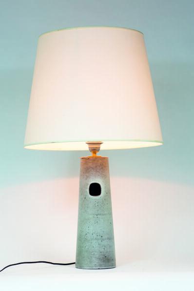 Antoine De Vinck, 'Table lamp', vers 1970