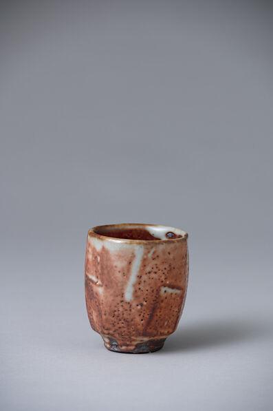 Ken Matsuzaki, 'Cup, shien shino glaze', 2020