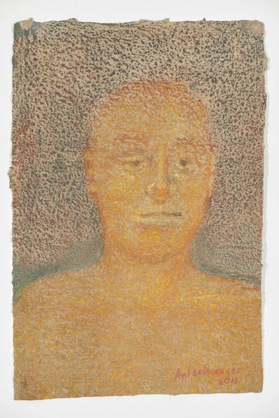 Richard Artschwager, 'Self Portrait (Small)', 2011