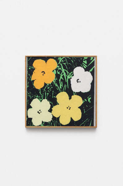 Richard Pettibone, 'Andy Warhol, Flowers 1964', 1968