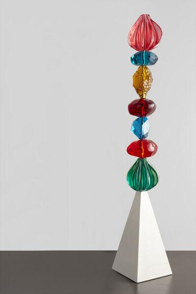 "Ashley Hicks, '""Athos"" giant totem sculpture', 2018"