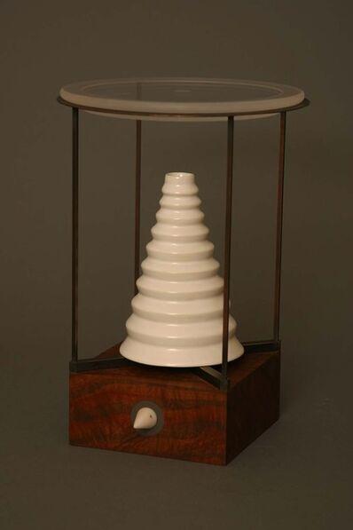 Garry Knox Bennett, 'Porcelain Cone', 2003