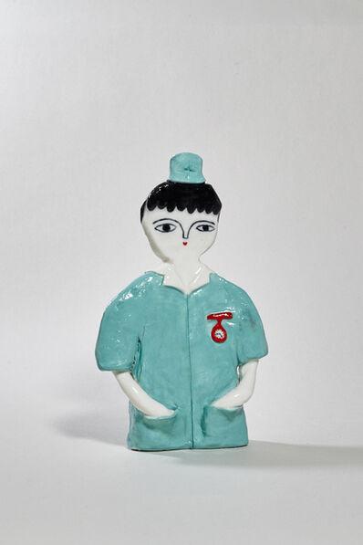 Kinska, 'Green Nurse', 2017-2019