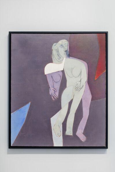 Tyeb Mehta, 'Untitled (Lovers)', 1974