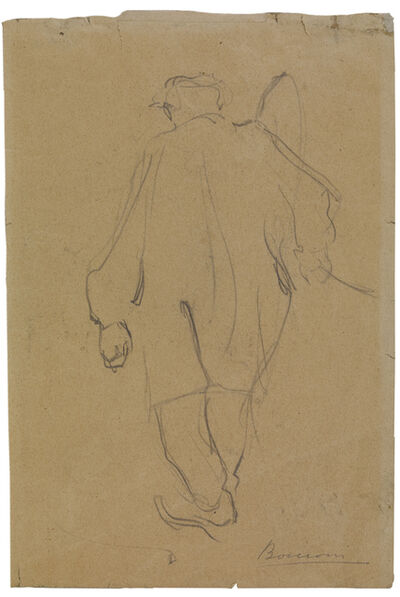 Umberto Boccioni, 'Figura', 1910