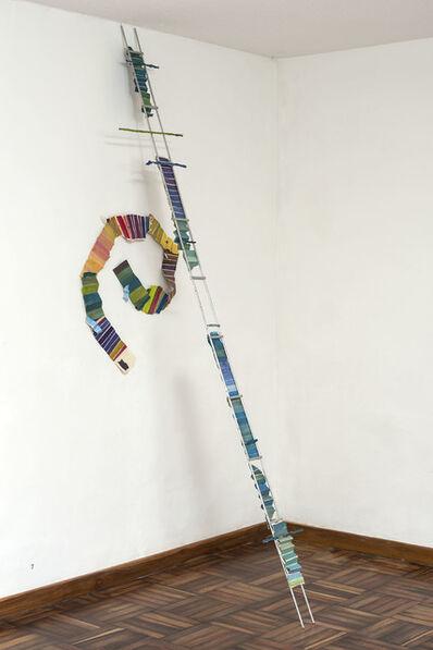 Maria Fernanda Zuluaga, 'Una escalera al cielo y una escalera adentro', 2019