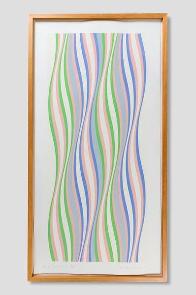 Bridget Riley, 'Dominance Portfolio ', 1977