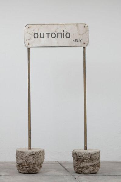 Octavio Abúndez, 'Another Past's Future', 2018