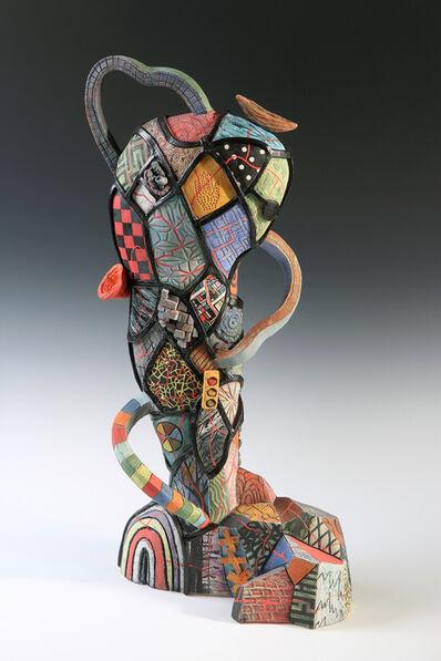 TIFFANY SCHMIERER, 'Mapping', 2012