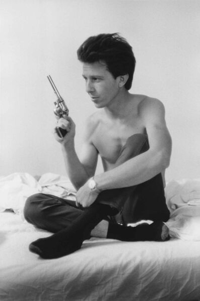 """Larry Clark, 'Billy Mann #2 (from the series """"Tulsa"""")', 1968/printed mid, to late, 1970s"""