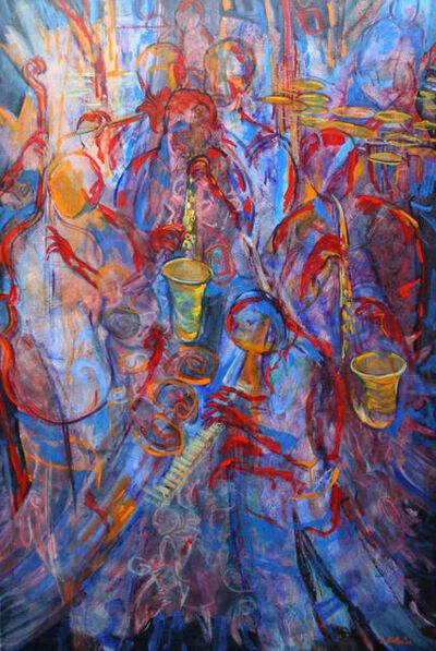 Evelyne Ballestra, 'Orchestra', 2014