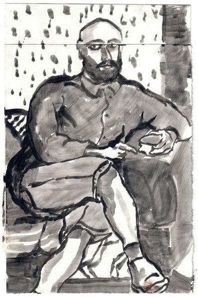 Tom Anholt, 'Sebastiano (Study)', 2018